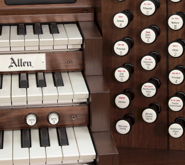 Allen Organ CF-10 Church Organ