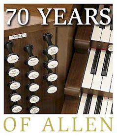 Allen Organ Company e-notes