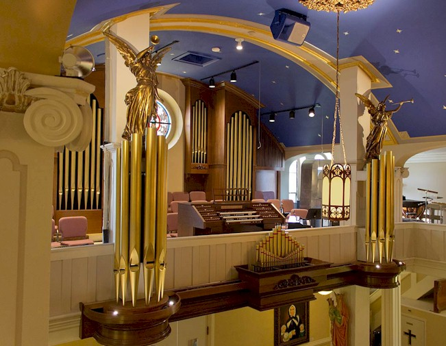 Allen Organ Genisys G350 Church Organ