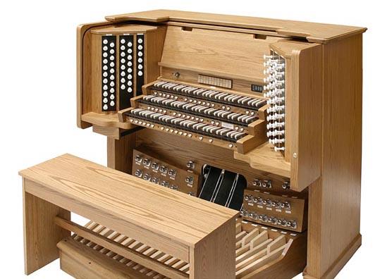Custom Allen Organs