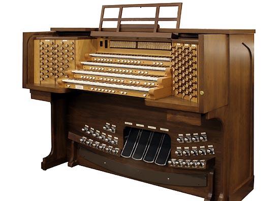 Allen Organ Company Organ Of The Week