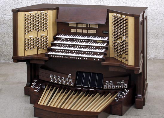 Allen Organ Of The Week