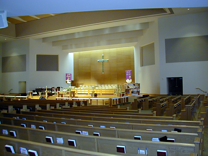 Allen Organ Installations First Methodist Church, Houston, Texas